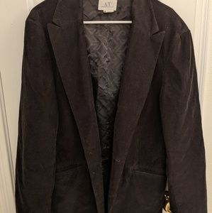 Armani Exchange Corduroy blazer Jacket